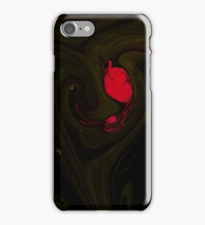 Fluid Painting S3-06 iPhone Case/Skin