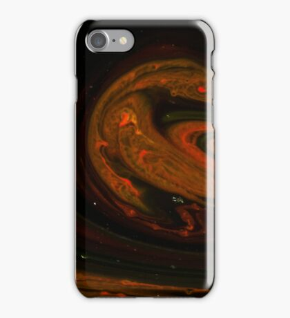 Fluid Painting S3-09 iPhone Case/Skin