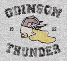 Odinson Thunder by Sherlock-ed