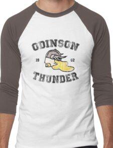 Odinson Thunder Men's Baseball ¾ T-Shirt