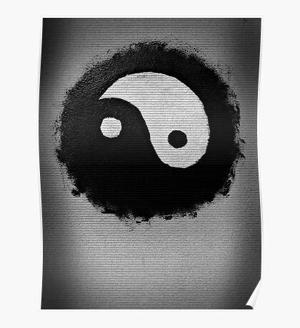Yin-Yan Poster
