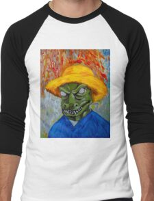 Vincent Van Gorn Men's Baseball ¾ T-Shirt