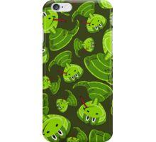 Cartoon Cobra Snake Pattern iPhone Case/Skin