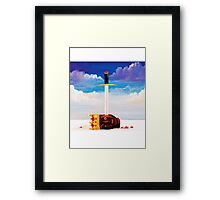 Power Kanye West Framed Print