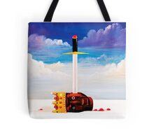 Power Kanye West Tote Bag