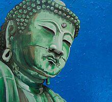 Buddha by iamdeirdre