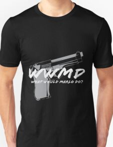 What Would Marlo Do? Unisex T-Shirt