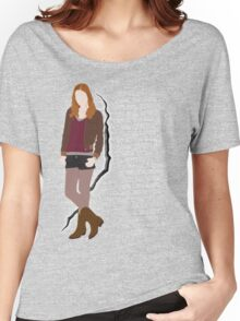 Amy Pond Quote Women's Relaxed Fit T-Shirt