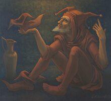 Confession Of The Jester by Vera Kalinovska