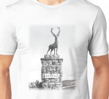 The Skyfall Stag Unisex T-Shirt