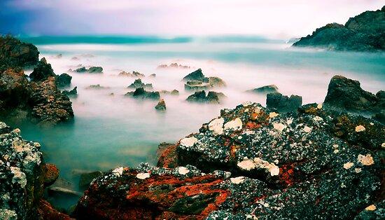 Incredibly stormy Westpoint by Imi Koetz