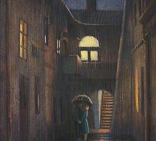 In The Interior Of Rain by Vera Kalinovska