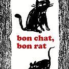 bon chat bon rat by Michal Bladek