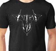 SR-71 Blackbird Unisex T-Shirt