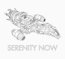 Serenity Now by omiliano