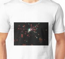 Explosions of Color Unisex T-Shirt