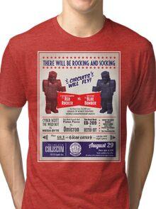 Fighting Robots Tri-blend T-Shirt