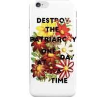 Destroy  iPhone Case/Skin