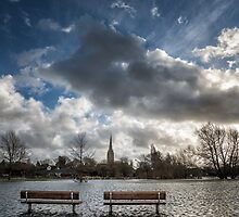I Saved You A Seat! by Tobias King