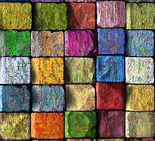 Colored Bricks by Gotcha29