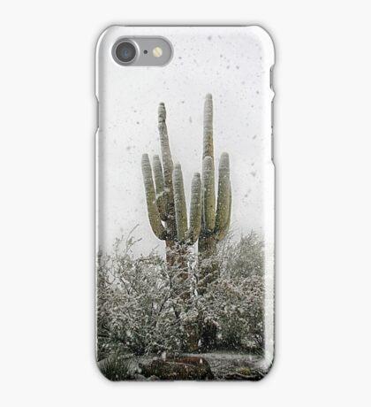 Arizona Snowstorm iPhone Case/Skin