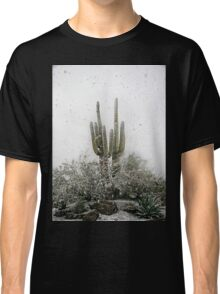 Arizona Snowstorm Classic T-Shirt