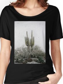 Arizona Snowstorm Women's Relaxed Fit T-Shirt