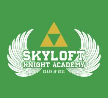Skyloft Knight Academy Class of 2011 (The Legend of Zelda) by enthousiasme