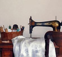Sewing Room by Susan Savad