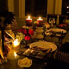 Dinner by candlelight by KSKphotography