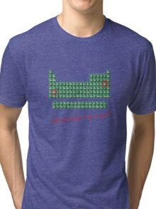 Remember my name walter w Tri-blend T-Shirt
