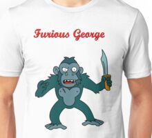 Furious George Unisex T-Shirt