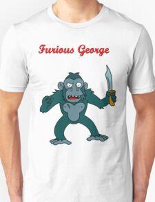 Furious George T-Shirt