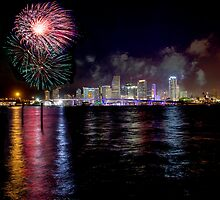 4-th of July by Elena Spry