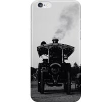 Steam Engine, Woodcote Steam Rally iPhone Case/Skin