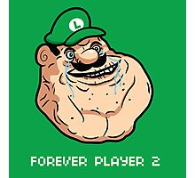 Forever Player 2 Photographic Print