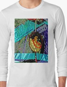 Elvis Wind Surfs at Sherman Island T-Shirt