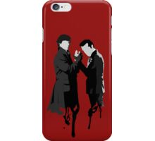 We're the same iPhone Case/Skin