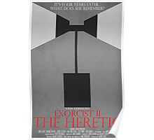 Exorcist II: Heretic Poster Poster