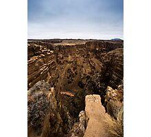 Little colorado River Photographic Print