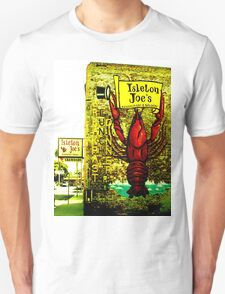 Isleton Joe's Restaurant & Saloon T-Shirt