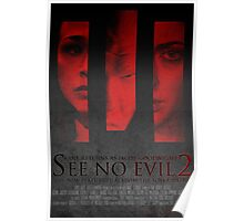 See No Evil 2 (Poster 2) Poster