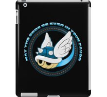May The Races Be Ever In Your Favor iPad Case/Skin