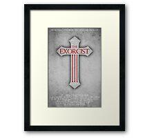 The Exorcist III (Poster 1) Framed Print