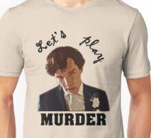 Let'splay murder Unisex T-Shirt