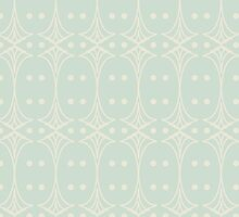 Seamless vintage background by Ana Marques