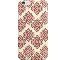 Seamless vintage background iPhone Case/Skin