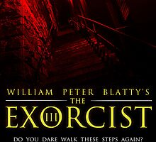 The Exorcist III (Poster 2 Red) by Kaari