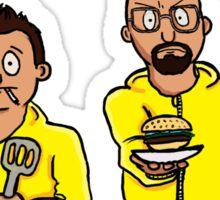Heisenburgers Sticker