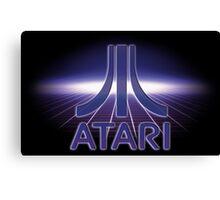 Atari  Canvas Print